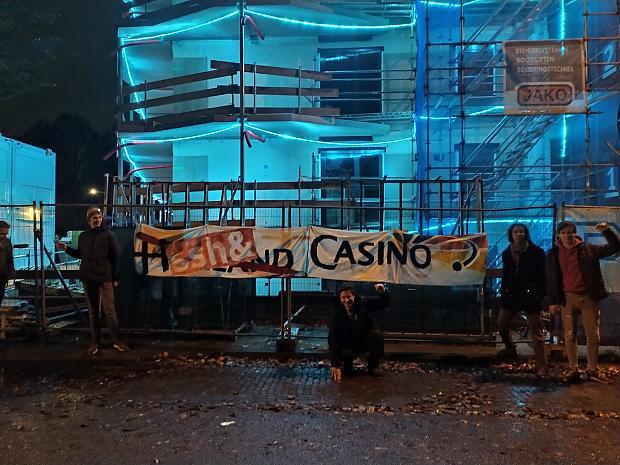 Casino Nijmegen Parkeren